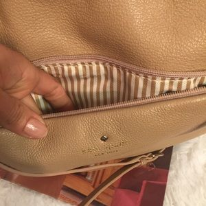 Kate Spade Cobble Hill Curtis Leather Bag